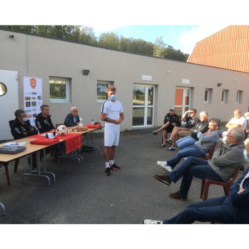 AG 2020 en plein air pour l'ESY Ploudaniel
