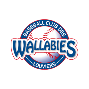 BASEBALL CLUB WALLABIES LOUVIER